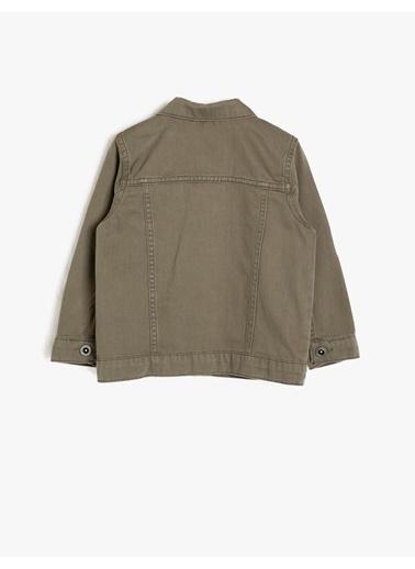 Koton Kids Ceket Yeşil